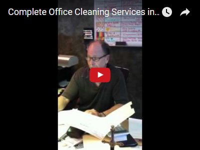 Complete Office Cleaning Services in Boca Raton
